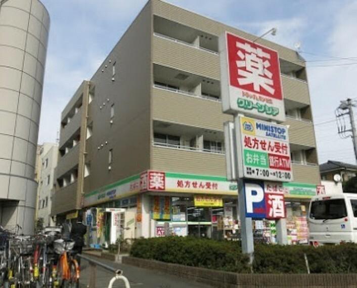 ドラッグストア ウェルパーク日野万願寺駅前店
