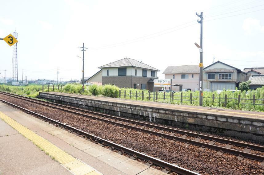 JR高山線「長森」駅