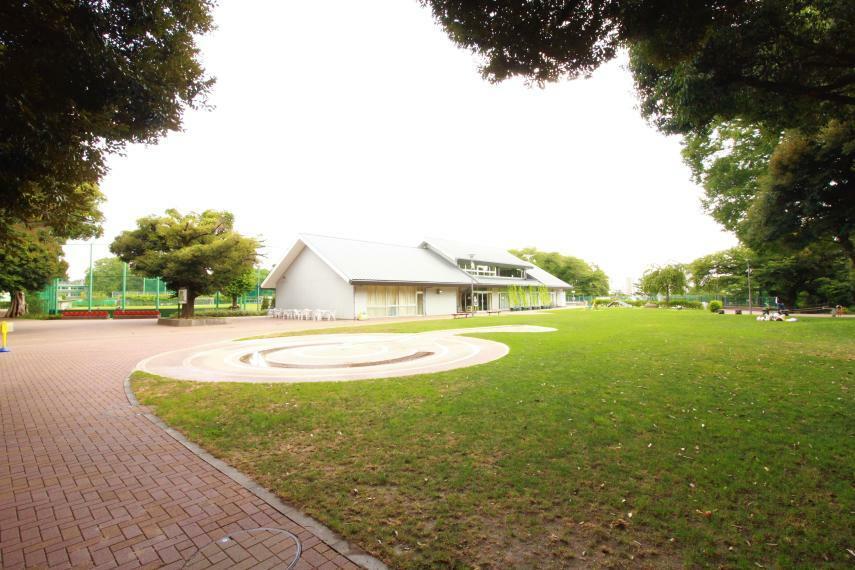 公園 ●目白台運動公園