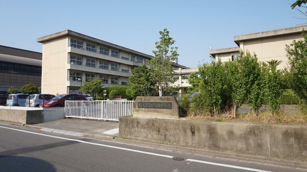 中学校 稲沢西中学校 愛知県稲沢市稲沢町前田365-10