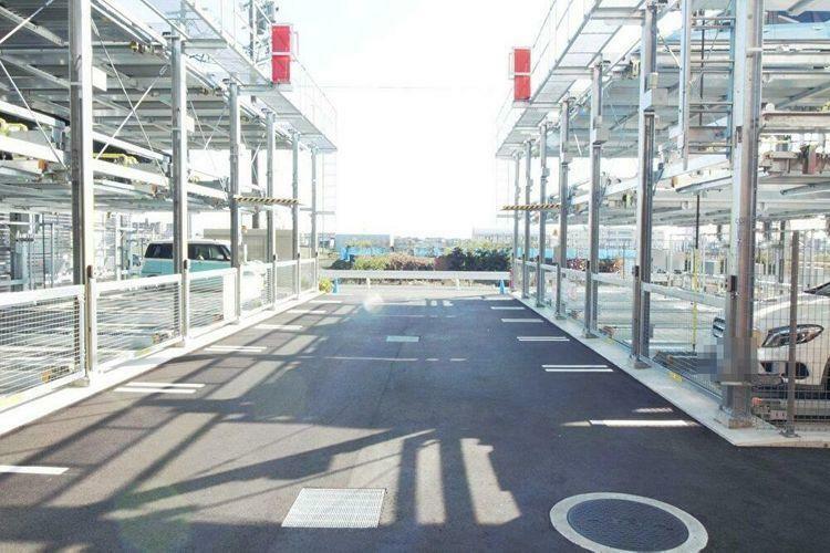 駐車場 敷地内駐車場1台分確保です