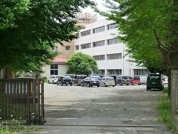 中学校 八千代台西中学校
