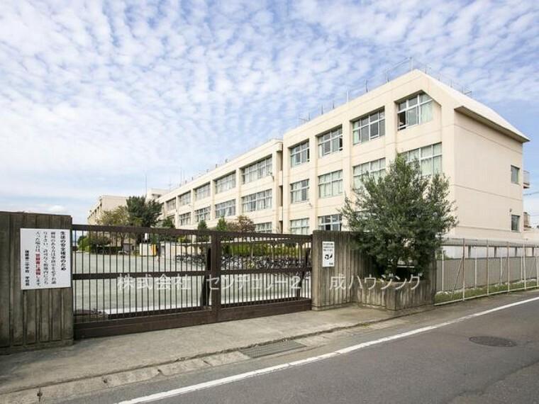 中学校 【中学校】瑞穂町立第二中学校まで1848m