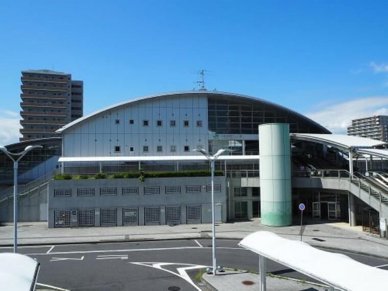【駅】ひたち野うしく駅まで4082m