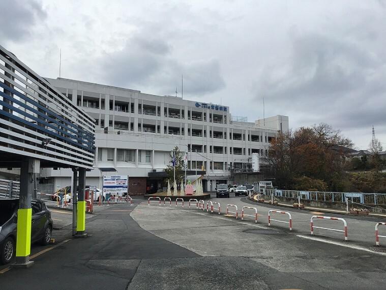 病院 徒歩40分(3200m) (2020年12月撮影)