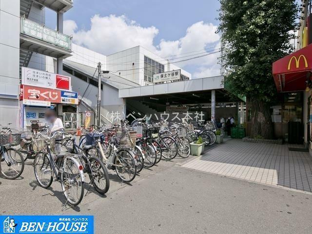 横須賀線「保土ヶ谷」駅 徒歩8分。