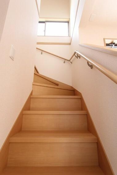 同仕様写真(内観) 施工例、階段
