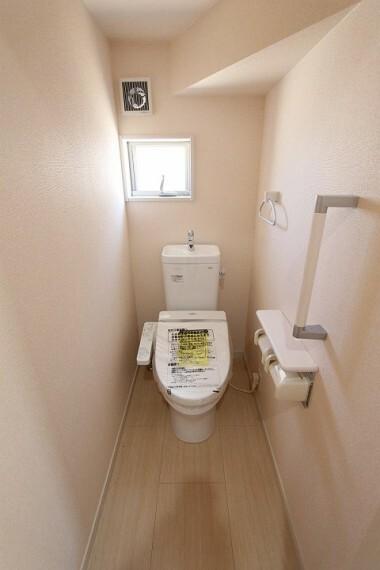 トイレ 施工例、2Fトイレ