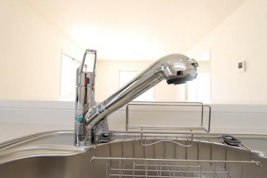 キッチン 施工例、蛇口