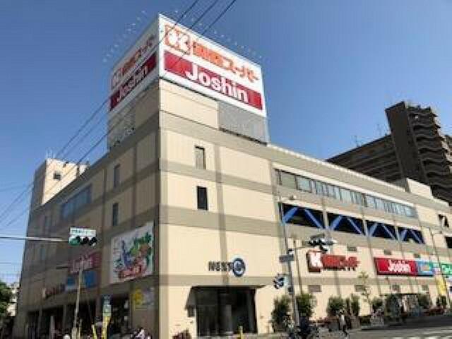 スーパー 関西スーパー蒲生店 約250m 徒歩4分