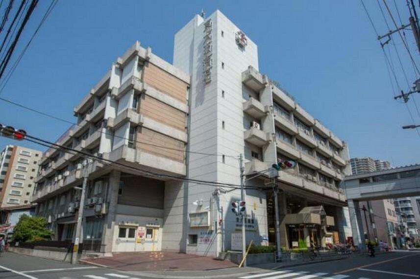 病院 東大阪病院 約550m 徒歩7分