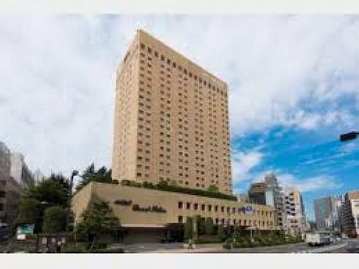 【その他】ホテルグランドパレスまで243m