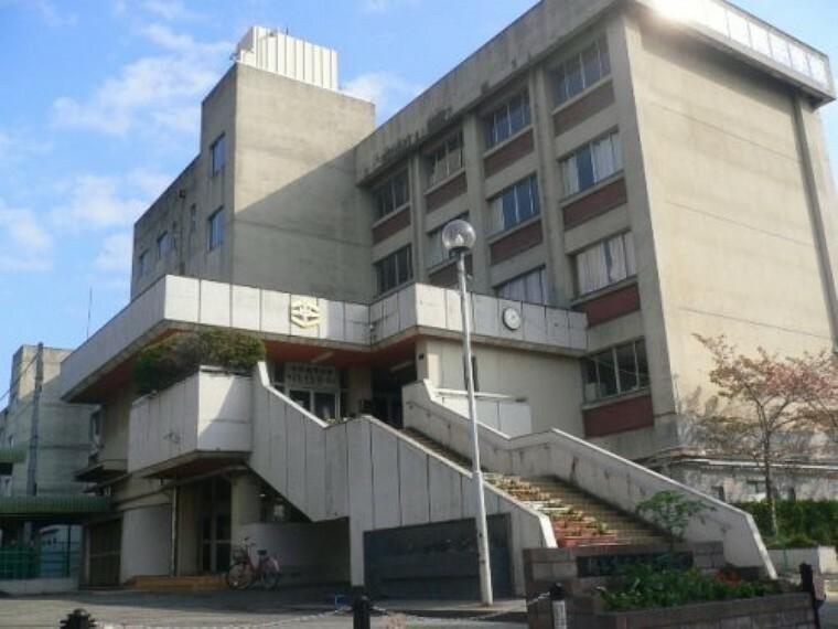 中学校 【中学校】越谷市立光陽中学校まで700m