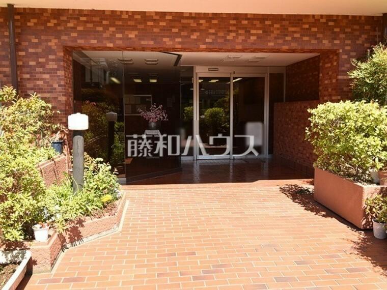 エントランスホール エントランス 【シャンボール聖蹟桜ヶ丘】