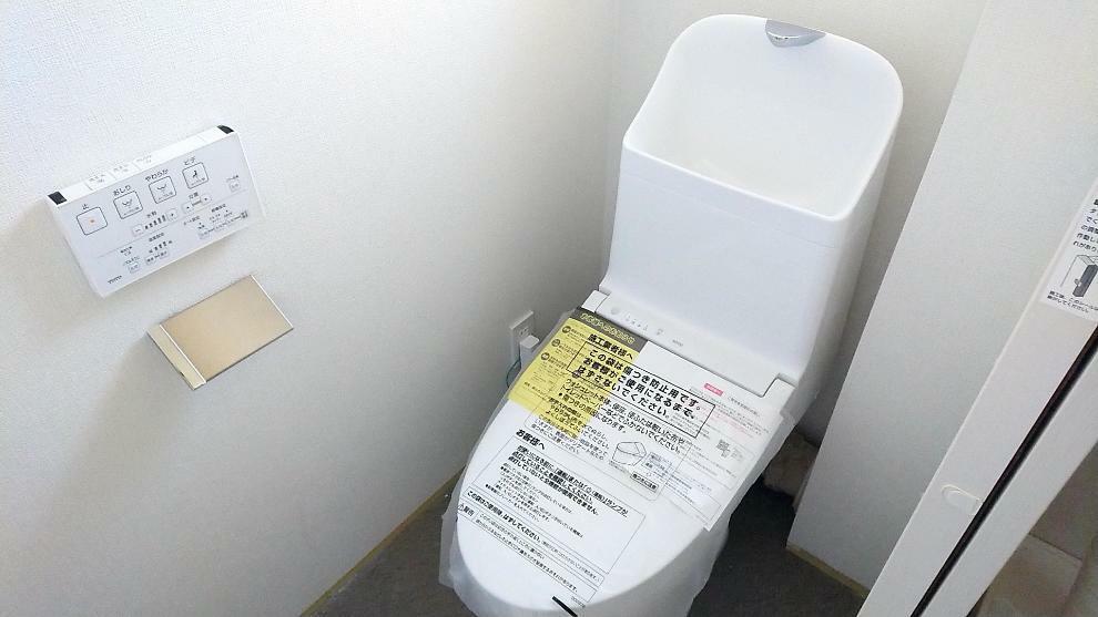 トイレ 令和3年4月10日撮影