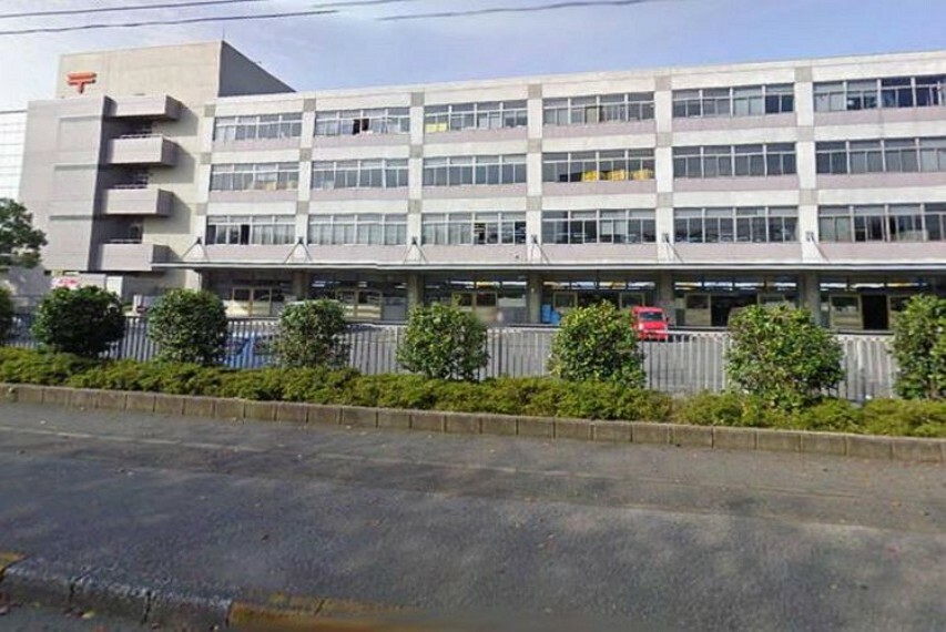 郵便局 松戸南郵便局 徒歩13分。