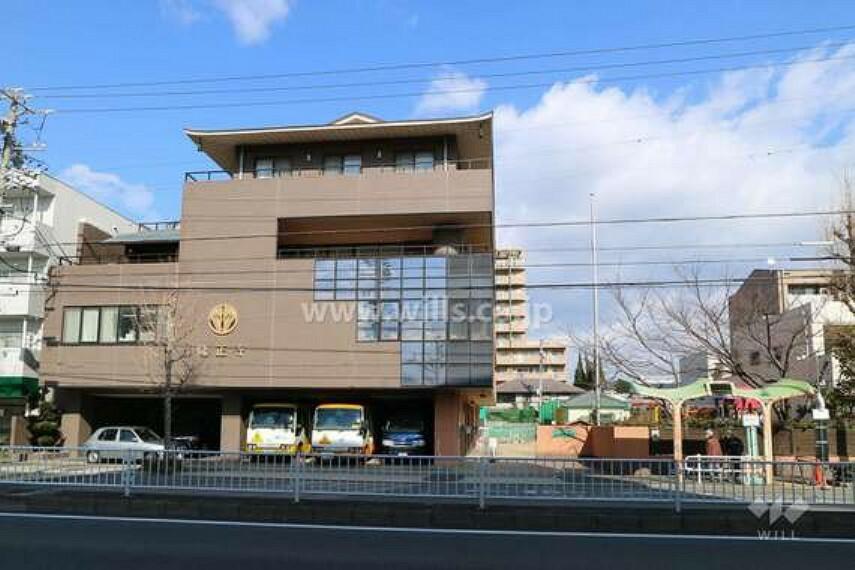 幼稚園・保育園 昭和31年4月に開園し、昭和44年11月に学校法人となった歴史ある幼稚園です。