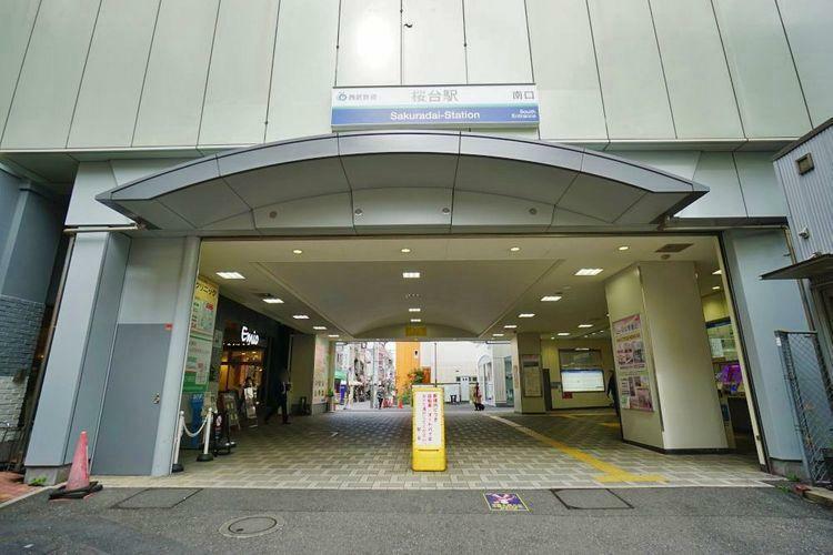桜台駅(西武 池袋線) 徒歩6分。