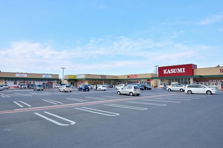 ショッピングセンター 複合商業施設ピアシティ稲毛海岸(徒歩5分)スーパー、ドラッグストア、100円ショップ、クリーニング店が揃う複合商業施設