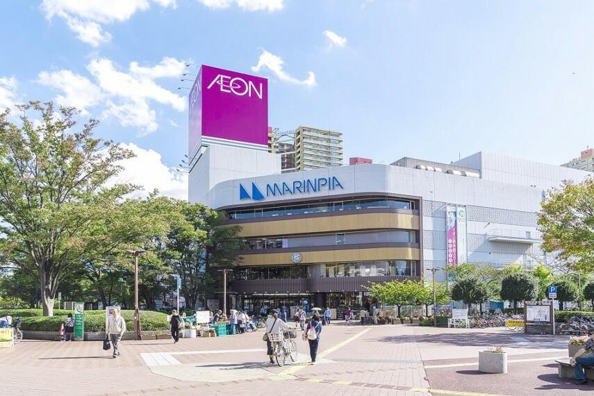 ショッピングセンター イオンマリンピア店(徒歩16分)ファッション、雑貨、飲食、カルチャー、リラクゼーションなどの専門店が集合