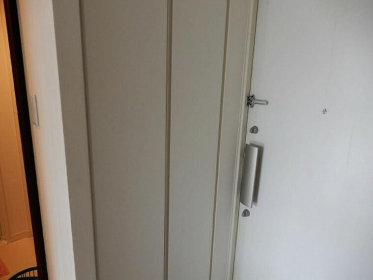 玄関 充実したアクセス環境。都心にも出やすいです