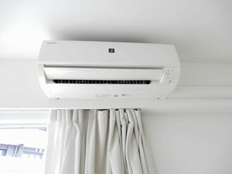 冷暖房・空調設備 お部屋までの移動も楽々なエレベーター完備