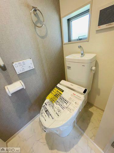 トイレ 1・2階ウォシュレットトイレ