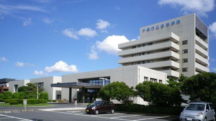 病院 千葉市立海浜病院 徒歩7分。