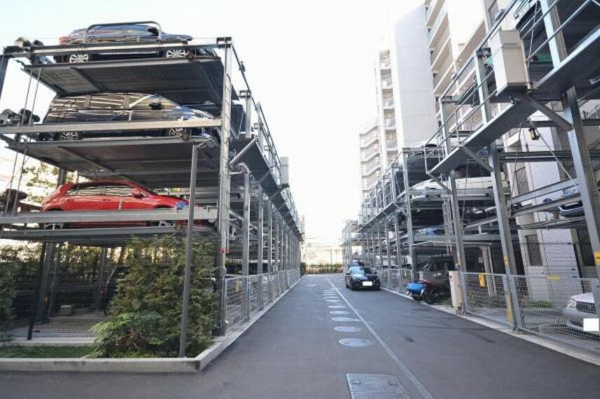 敷地内駐車場 機械式駐車場 空き状況は都度確認いたします