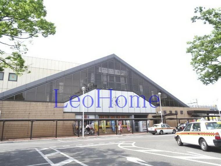 【駅】新前橋駅まで5033m