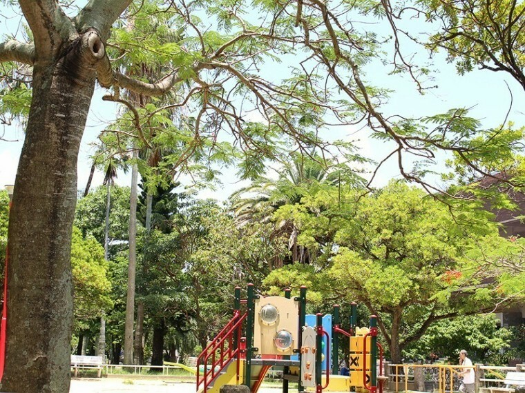 公園 与儀公園