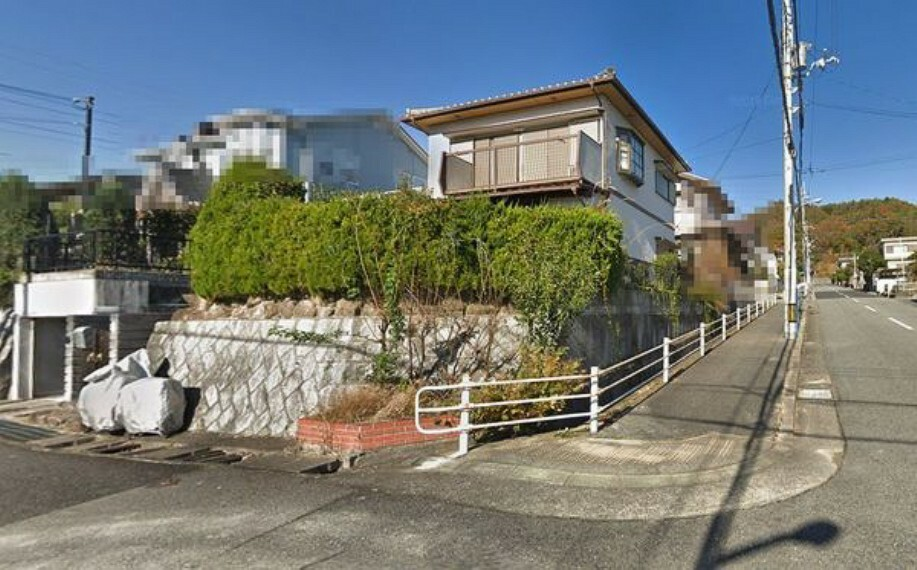 外観写真 神戸市北区大池見山台 中古戸建