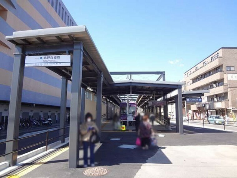 北野白梅町駅(京福 北野線)