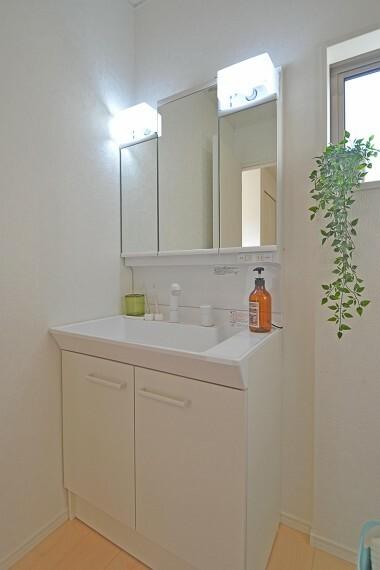 洗面化粧台 業者参考プラン:洗面室(本物件の建物とは異なります)