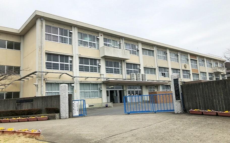 岐北中学校