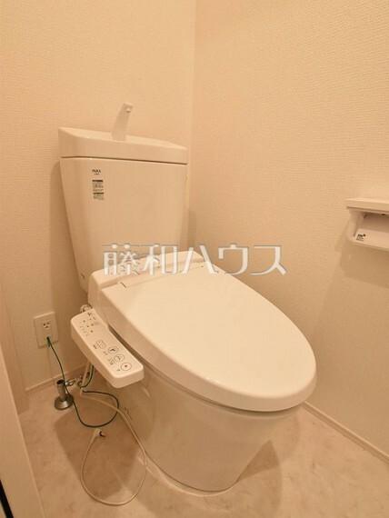トイレ ウォッシュレット付きトイレ 【練馬区貫井4丁目】