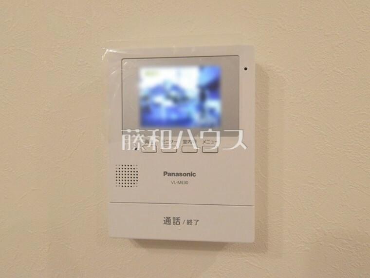 モニター付きインターホン 【杉並区天沼1丁目】