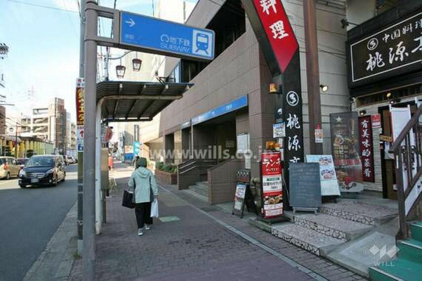 地下鉄鶴舞線原駅まで徒歩13分。原駅周辺にはカフェが多く賑わっています。お気に入りのお店を見つけるのも楽しみですね