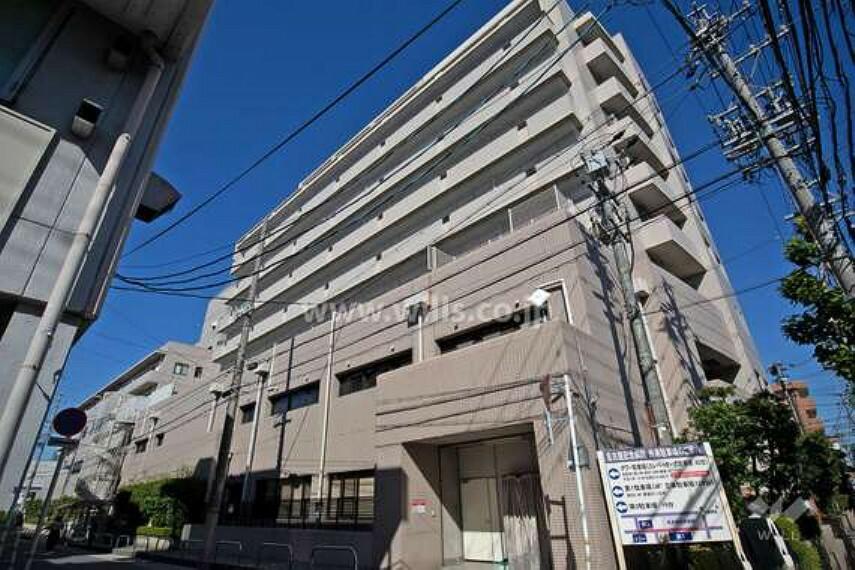 病院 徒歩12分のところに病院があります。名古屋記念病院では複数の診療科があるので、安心ですね。