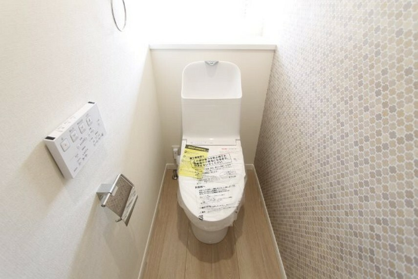 トイレ 1階のトイレ