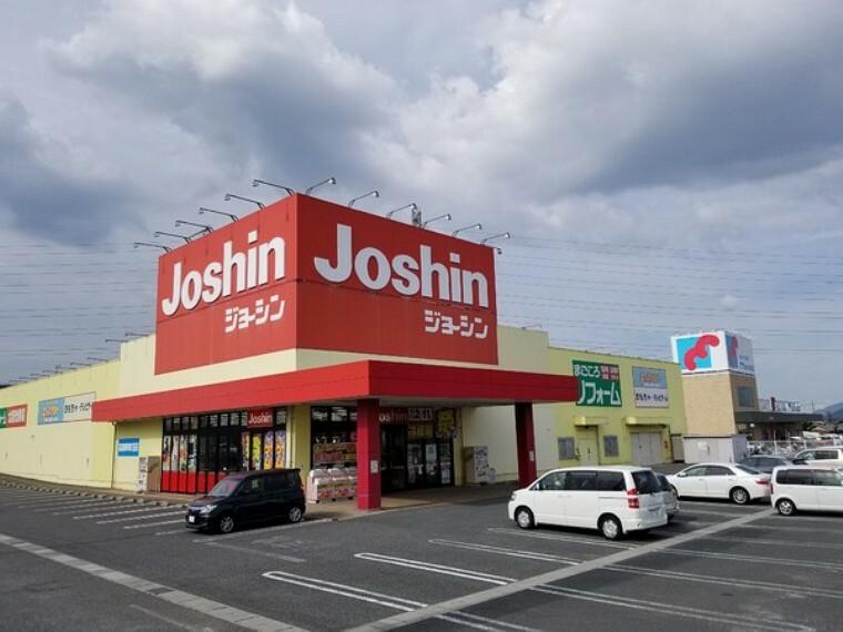 ショッピングセンター ジョーシン新庄店