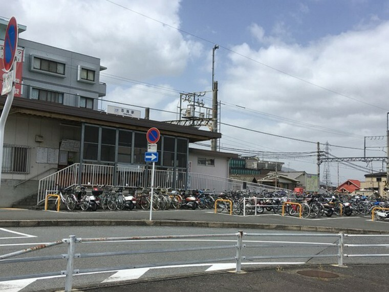 近鉄忍海駅