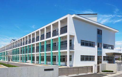 中学校 栃木市立大平中学校