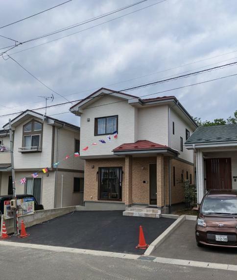 現況外観写真 プラチナタウン白銀台3-5 外観写真 2021万円