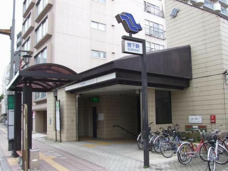 地下鉄南北線【愛宕橋駅】まで徒歩5分