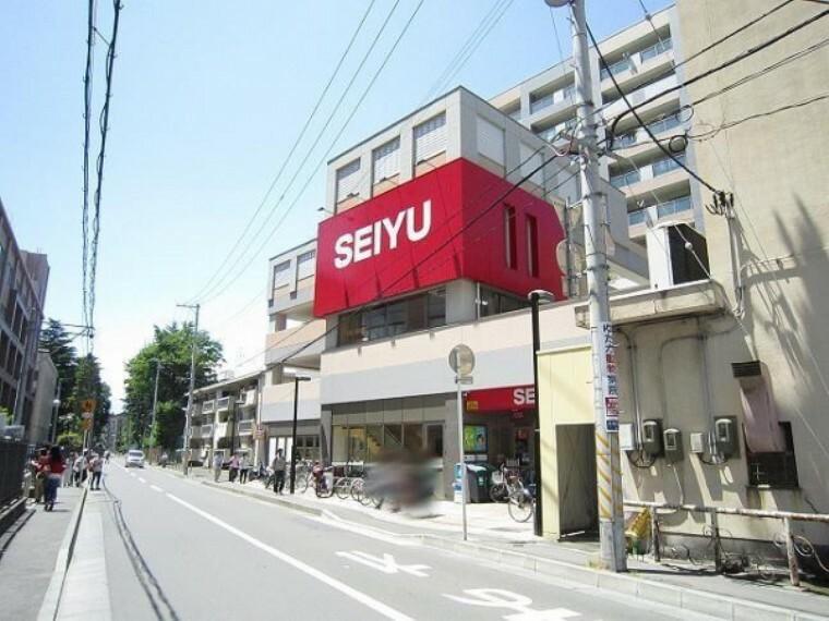 スーパー 西友 五橋店まで徒歩5分