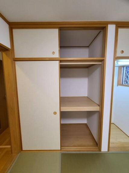 収納 和室6.5帖:収納