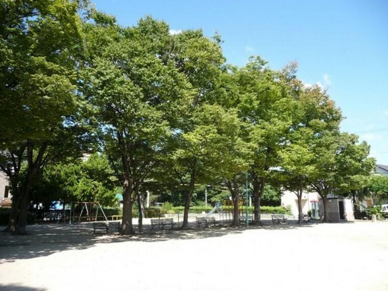 公園 原新池公園