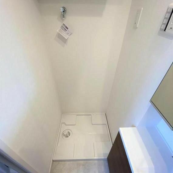 ランドリースペース 室内洗濯機置場