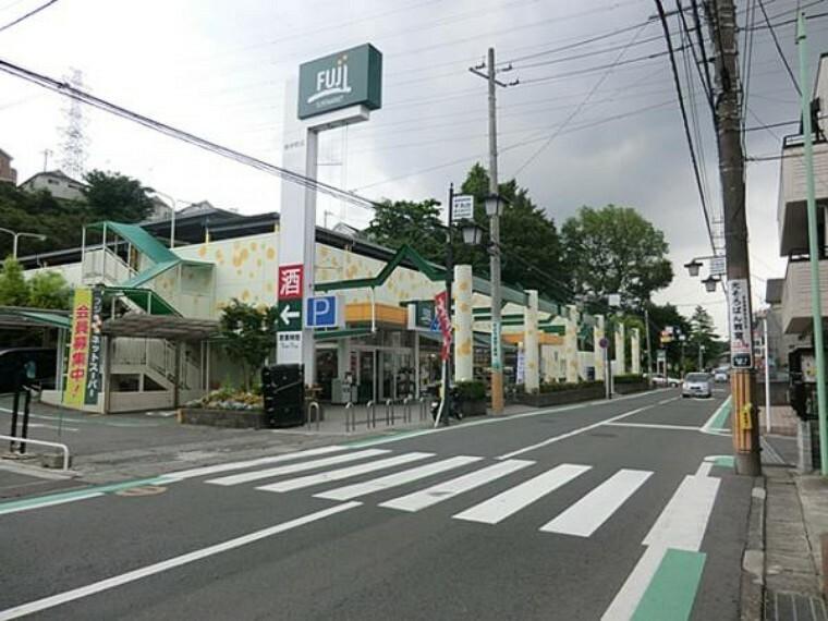 スーパー FUJI新井町店